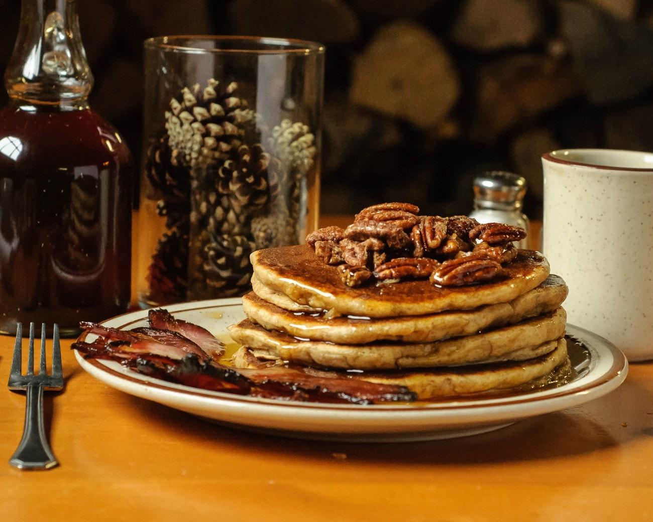 Pancakes Sugar Moon Farm
