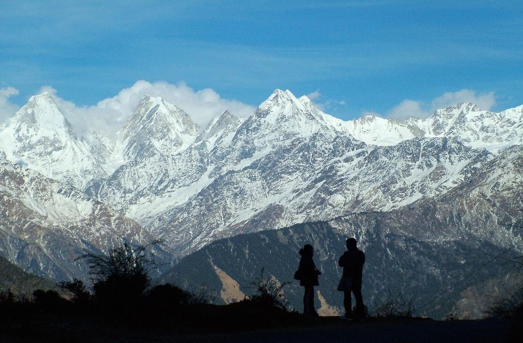 Panchchuli peaks