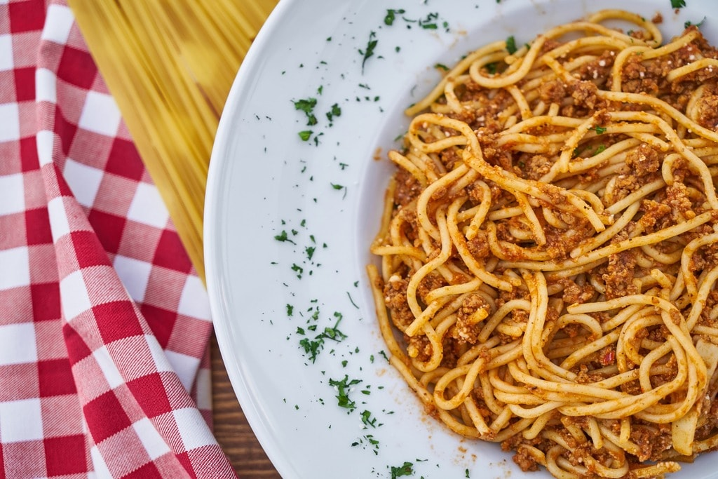 Spaghetti bolognese | © Engin_Akyurt/Pixabay