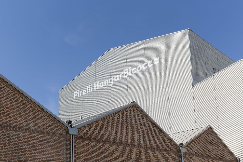 Pirelli HangarBicocca, Milan | Photo: © Lorenzo Palmeri / Courtesy Pirelli HangarBicocca