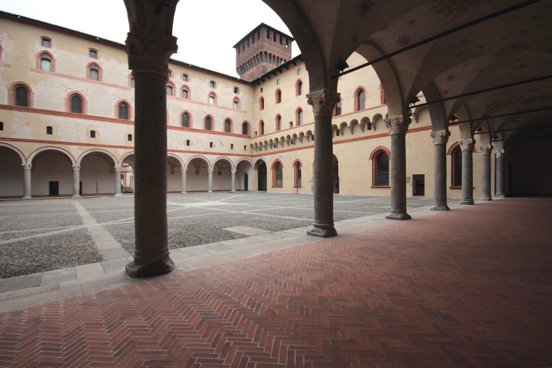 Pinacoteca Castello Sforzesco | © Comune di Milano, all rights reserved