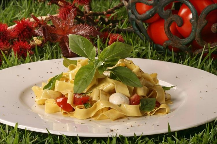 Italian cuisine at Pomodorino in Lagao | (c) Pomodorino
