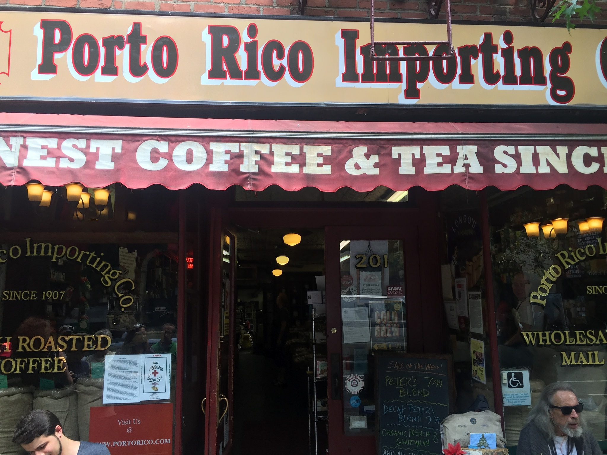 Porto Rico Importing Co. l Rob Young Flickr