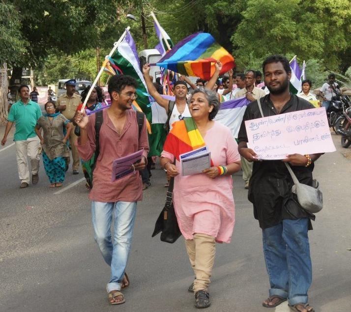 Pride March India