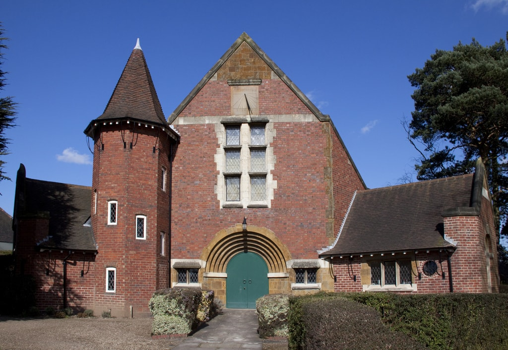Quaker Meeting House, Bournville