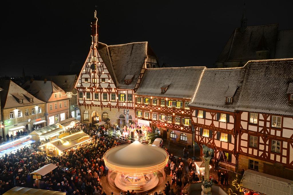Forchheim Christmas market