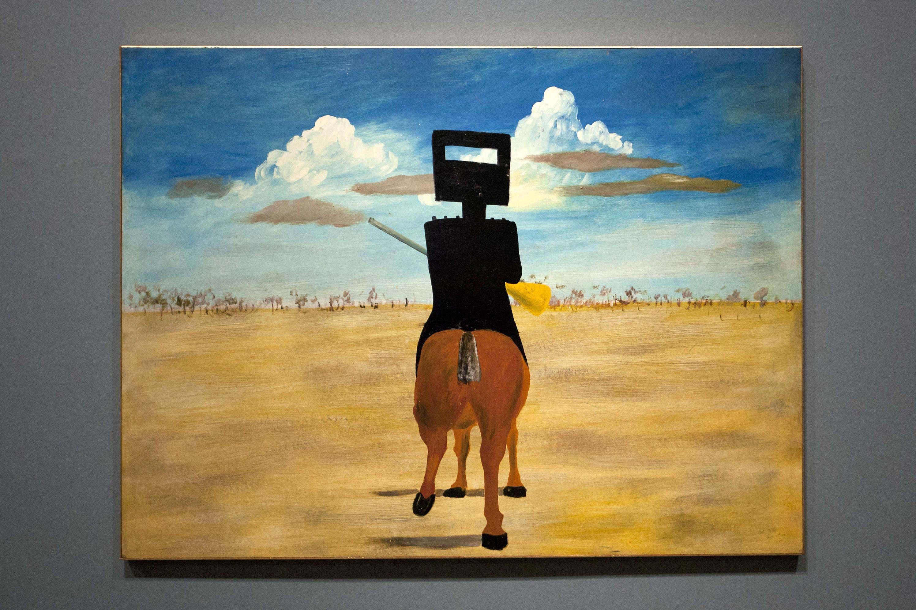 'Australia' art exhibition, Royal Academy of Arts, London, Britain - 17 Sep 2013