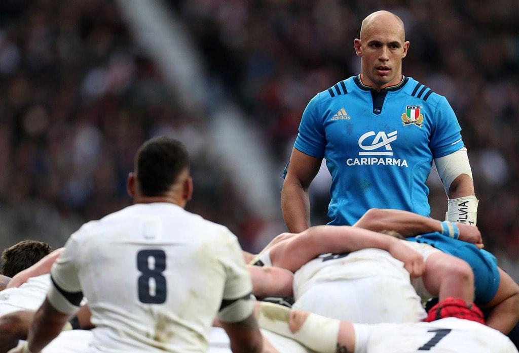 Rugby Union - RBS 6 Nations 2017 England v Italy Twickenham Stadium, Twickenham, United Kingdom - 26 Feb 2017