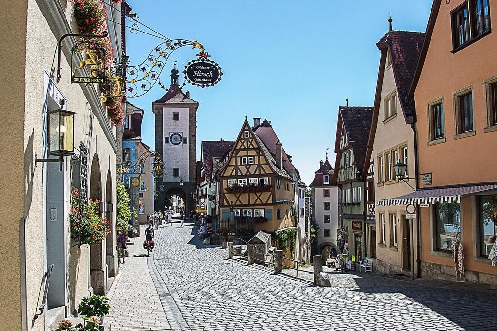Rothenburg of the Deaf | maxmann / Pixabay