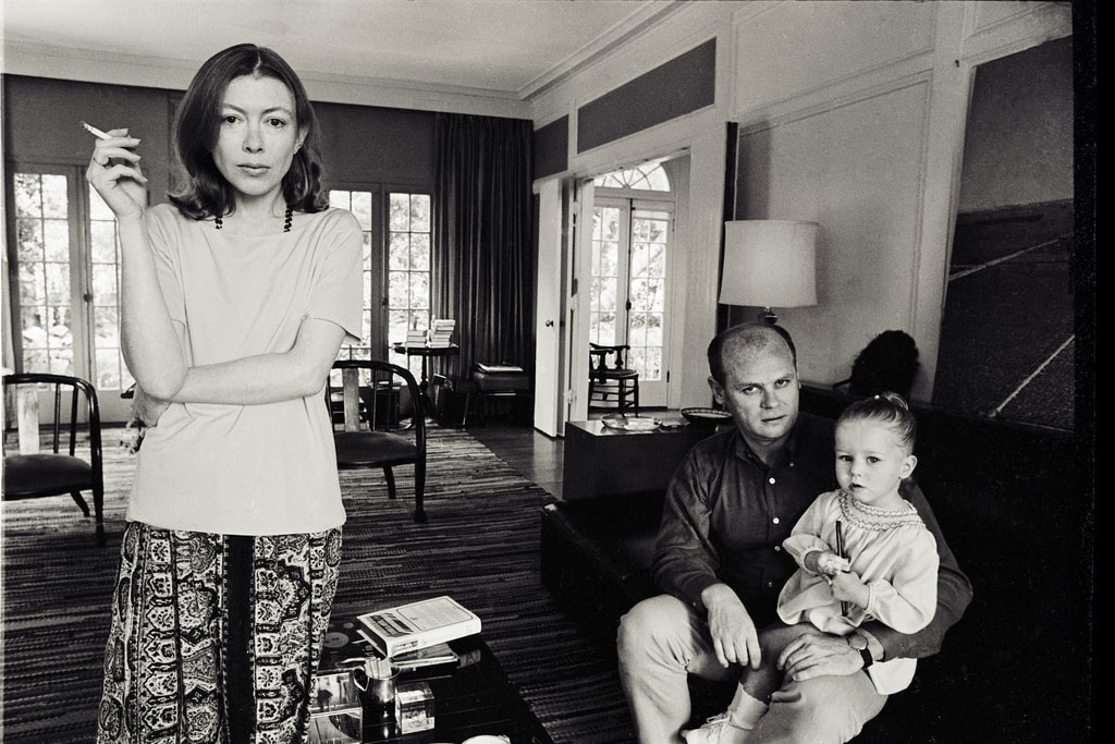 Joan Didion: The Center Will Not Hold | © Julian Wasser