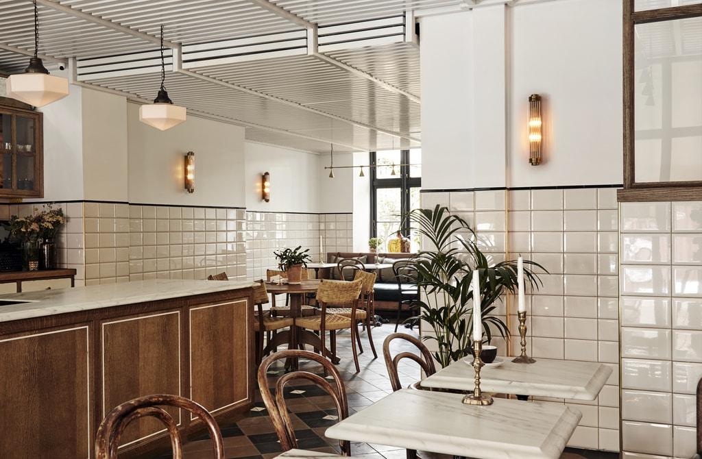 Sanders Kitchen | ©Sanders hotel