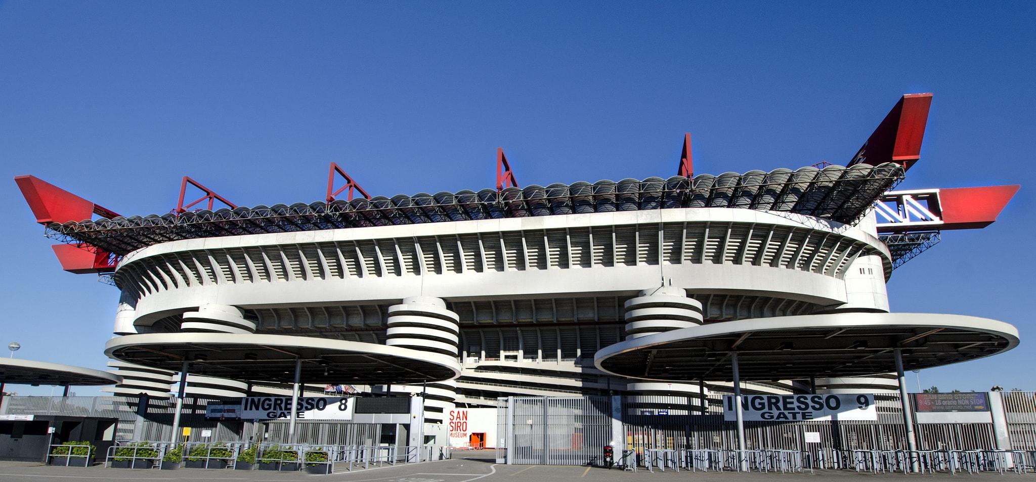 San Siro football stadium, Milan | © Jose Luis Hidalgo R./Flickr