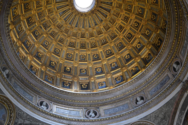 Inside Chiesa Santa Maria Delle Grazie, Milan | © Carlodell/WikiCommons