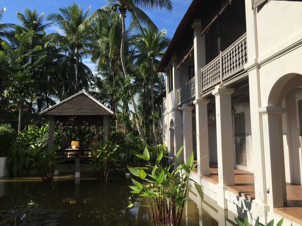 The best luxury hotels in luang prabang laos for Luang prabang luxury hotels