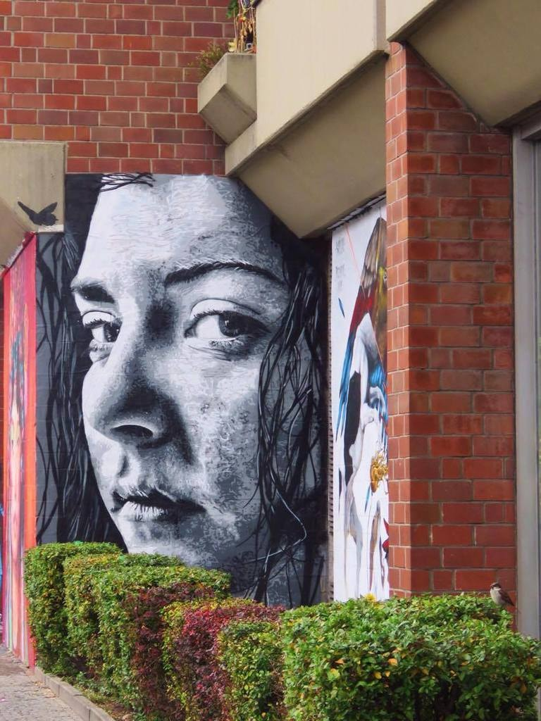 Schonberg-street art