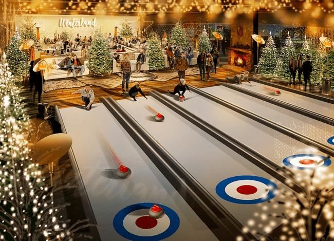 Woodland curling | © Winterland