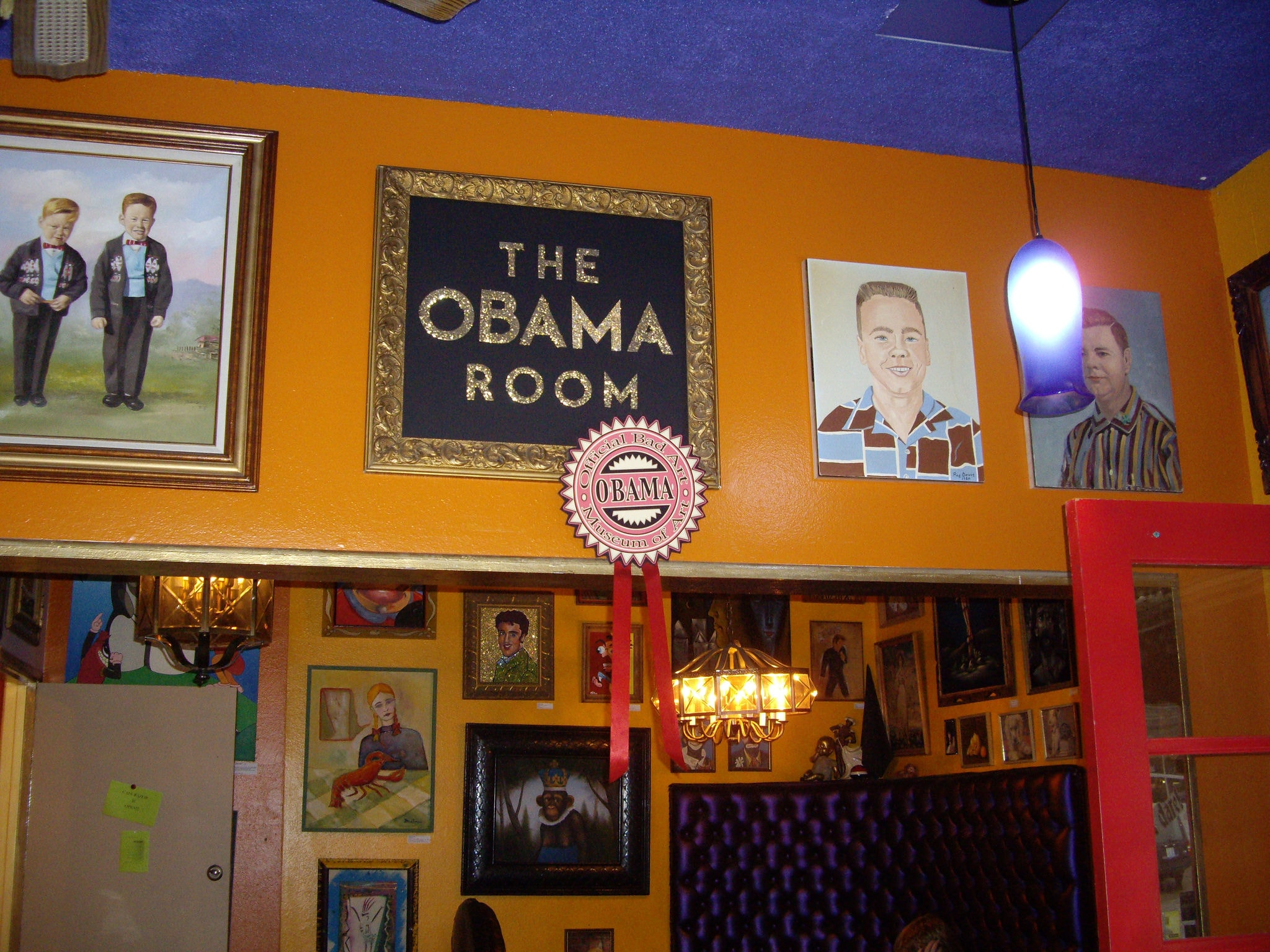 Seattle's OBAMA | © Marlow Harris / Flickr