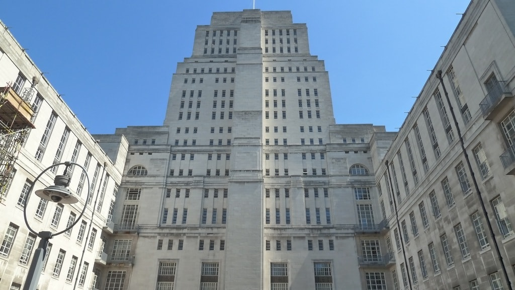 Senate House | © Bastique / Wikicommons