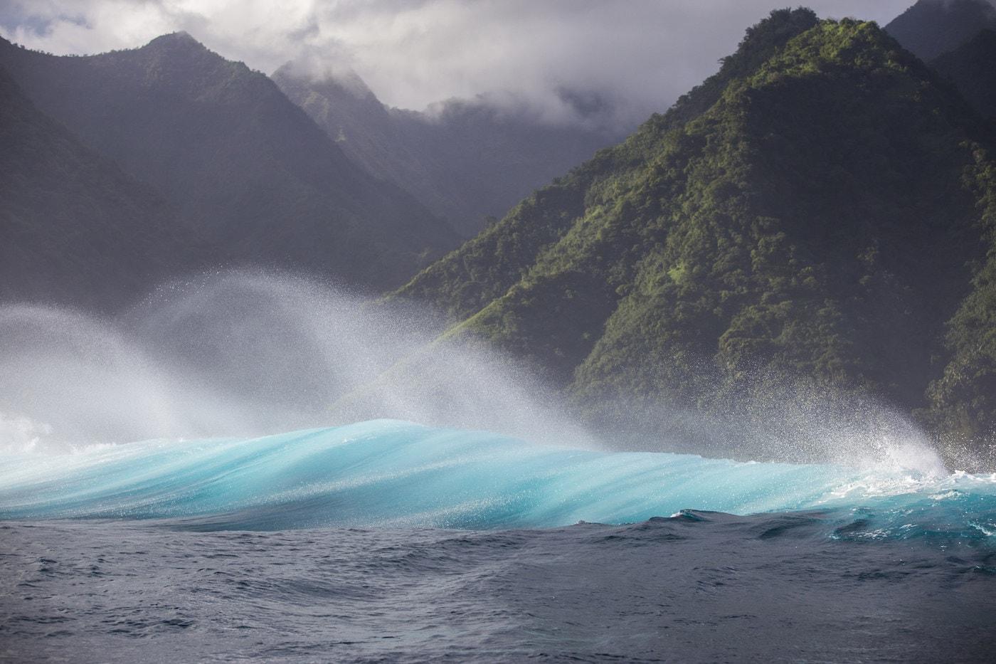 Teahupo'o| © Tahiti Tourism/Tom Servais