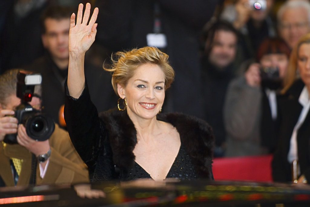 Sharon Stone Banned in China