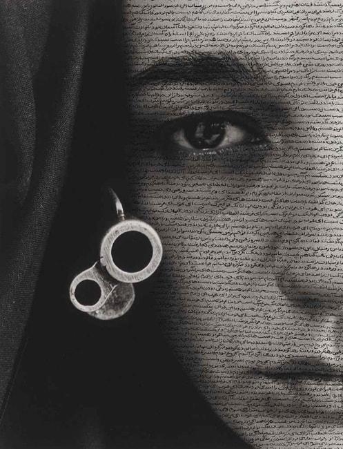 Shirin Neshat | ©cea+:flickr