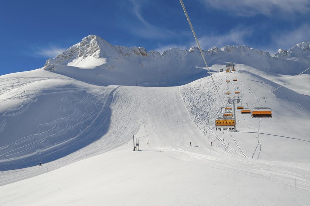 Winter landscape in the Zugspitze, Highest Point in Germany | © Andrew Buckin/Shutterstock