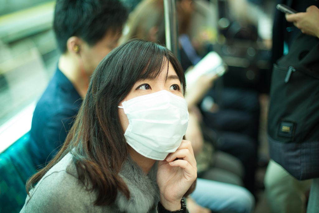 japanese surgical face mask