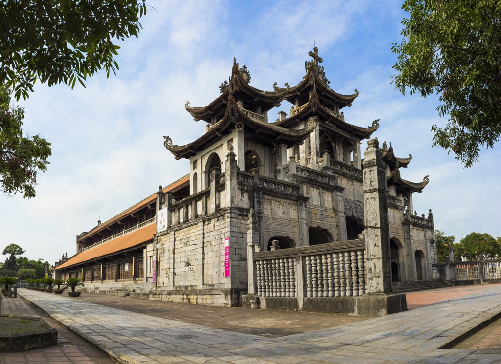 A blend of architectural styles | © Vietnam Stock Images/shutterstock