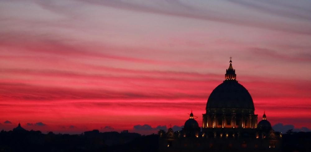 Roman Skyline   © Shutterstock