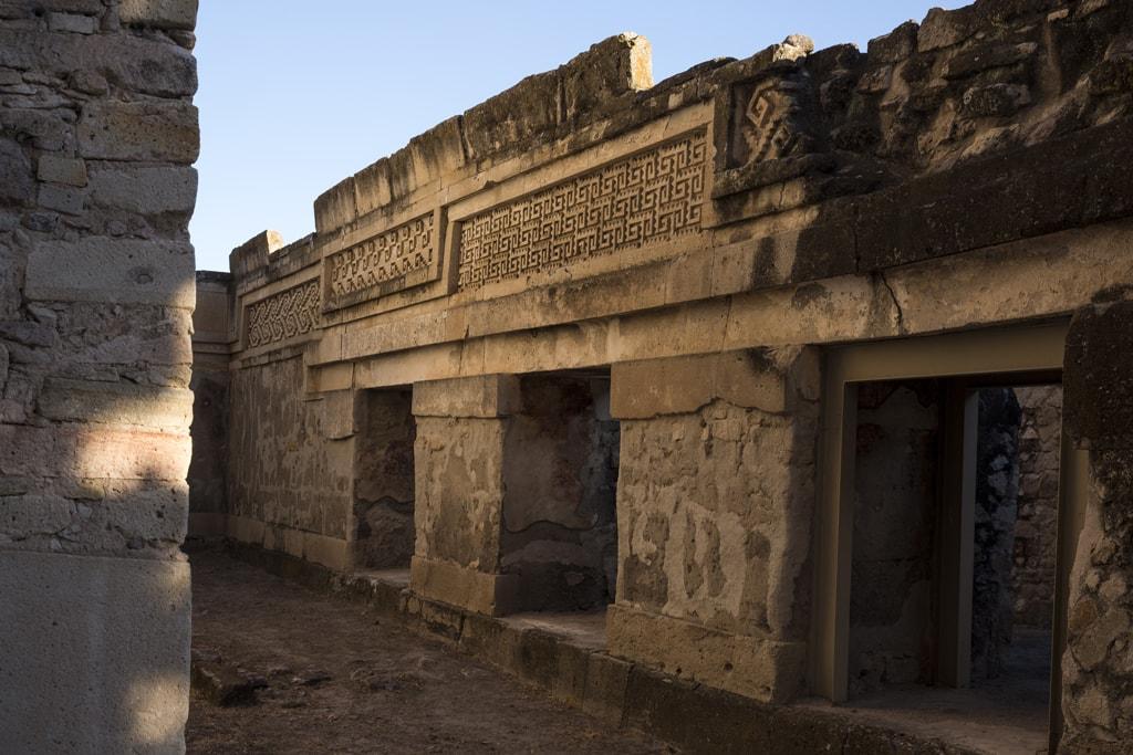 Remains of Milta in Oaxaca, Mexico   ©Eva Lepiz/Shutterstock
