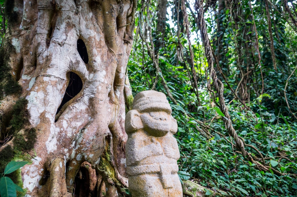 The statues of San Agustin, Colombia are a mystery to historians   © Julian Peters Photography/Shutterstock
