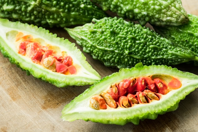 11 plants in african forests that are curing diseases - Bitter melon culture ...