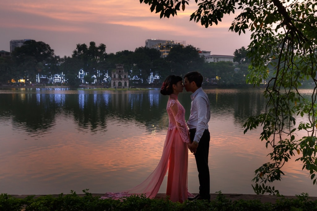 Very popular spot for wedding photos | © Quang nguyen vinh/shutterstock