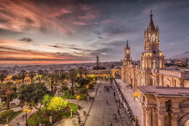 11 Reasons Why You Should Visit Arequipa In Peru Before