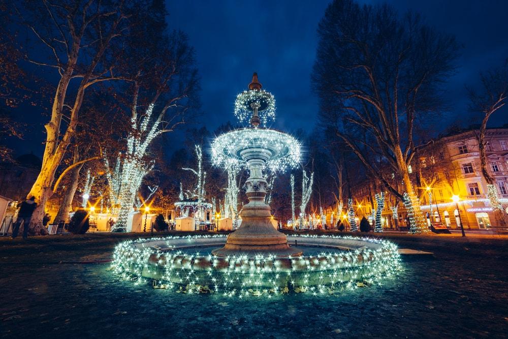 Zagreb Advent | © ibreakstock/Shutterstock