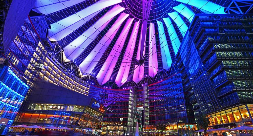 Sony Centre, Berlin