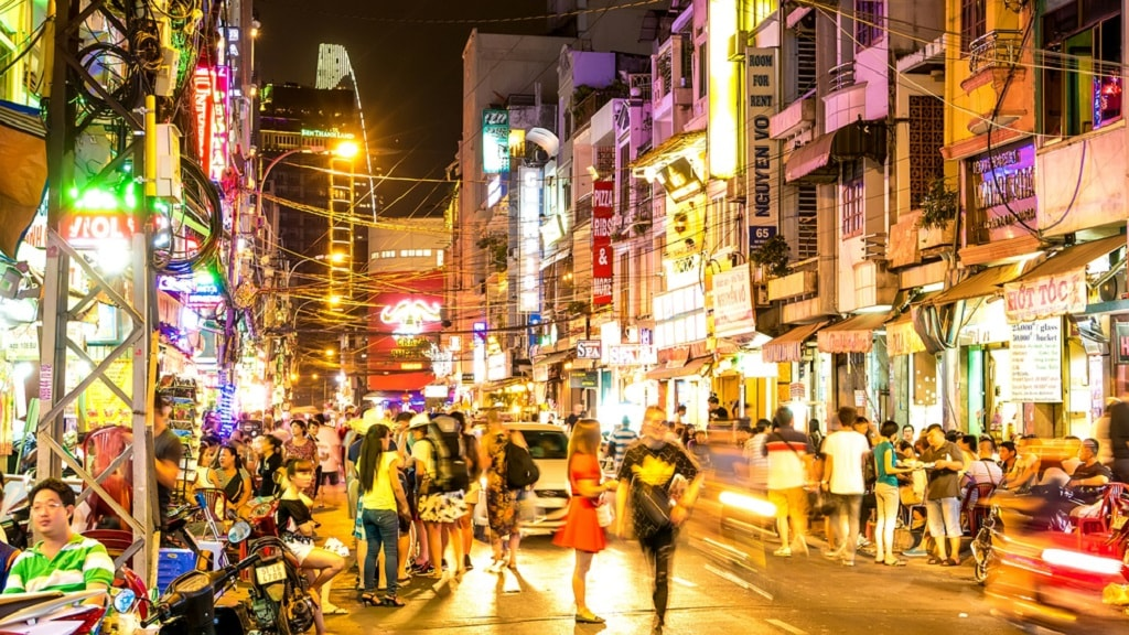 Try to avoid motorbike taxis in tourist areas | © Spectral-Design/shutterstock
