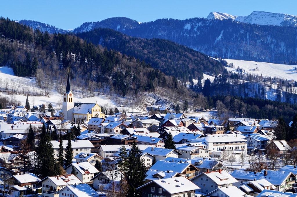 Oberstaufen , Bavaria, South Germany   © Constantin Mocanu