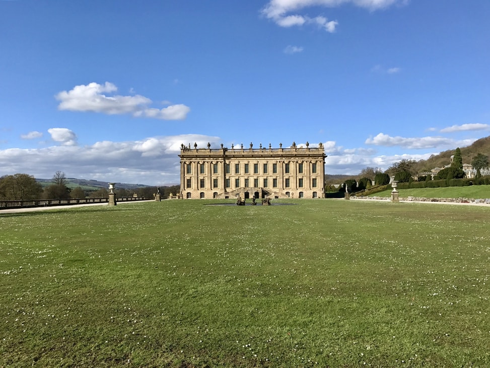 Chatsworth House in the Derbyshire Dales | © photocritical/Shutterstock