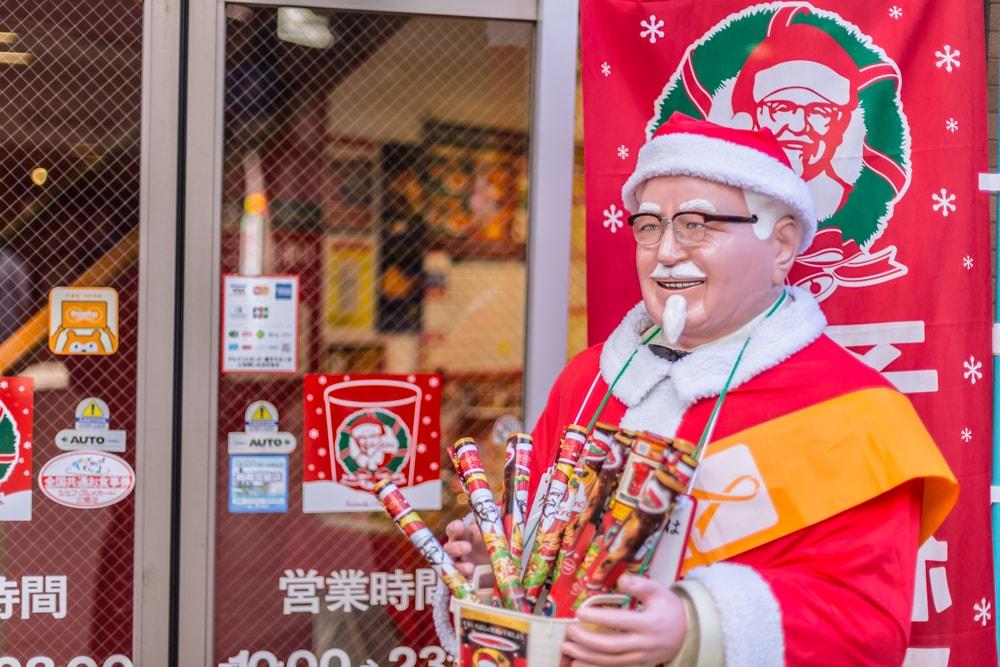 How KFC Hijacked Christmas in Japan