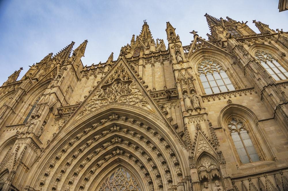 Cathedral La Seu, Barcelona | © PitK/Shutterstock