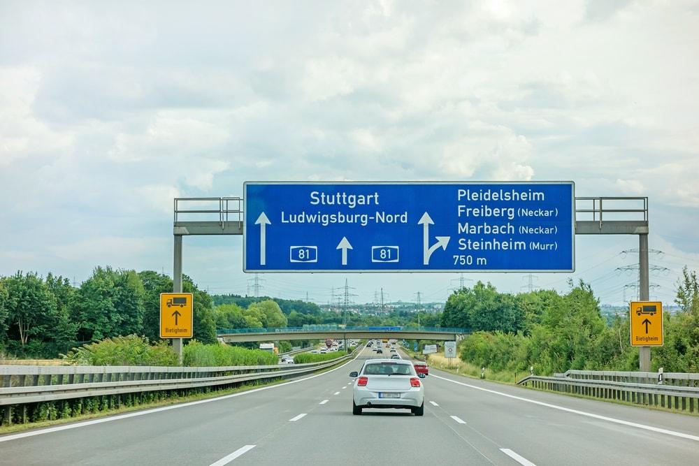 Autobahn, Germany