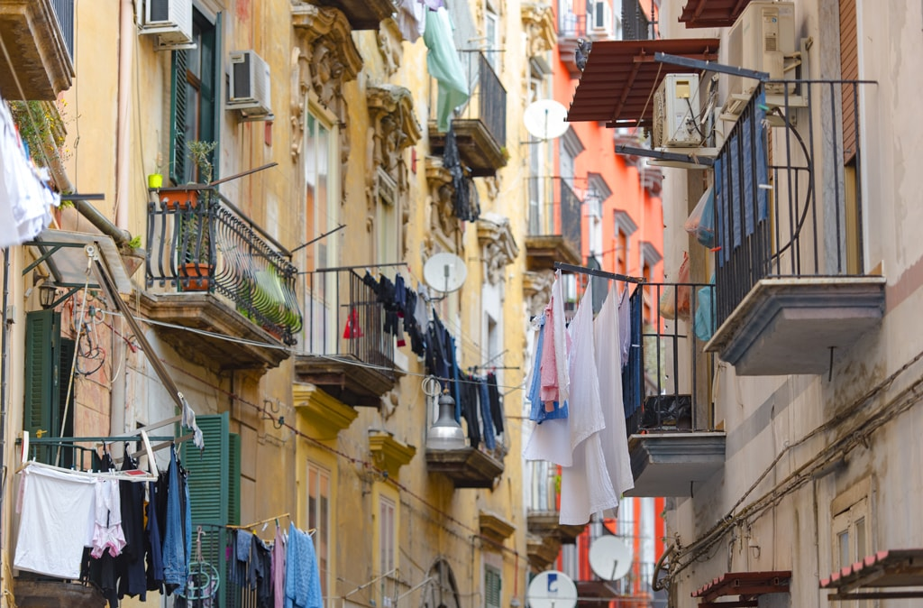 Quartieri Spagnoli   © Shutterstock