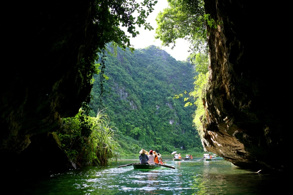 Trang An Grottoes | © Dory F/Shutterstock