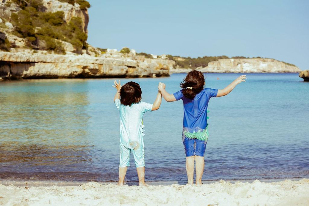 Beach fun in Mallorca, Spain | ©saranya33/Shutterstock