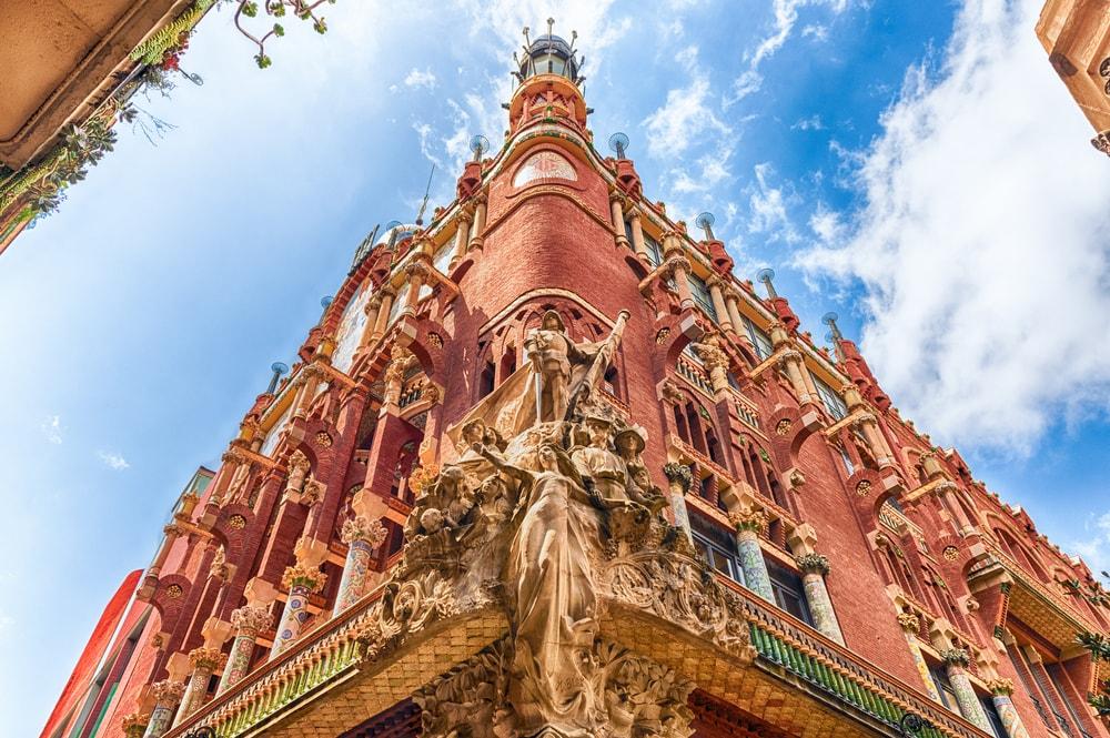 Palau de la Música Catalana, Barcelona | © Marco Rubino/Shutterstock