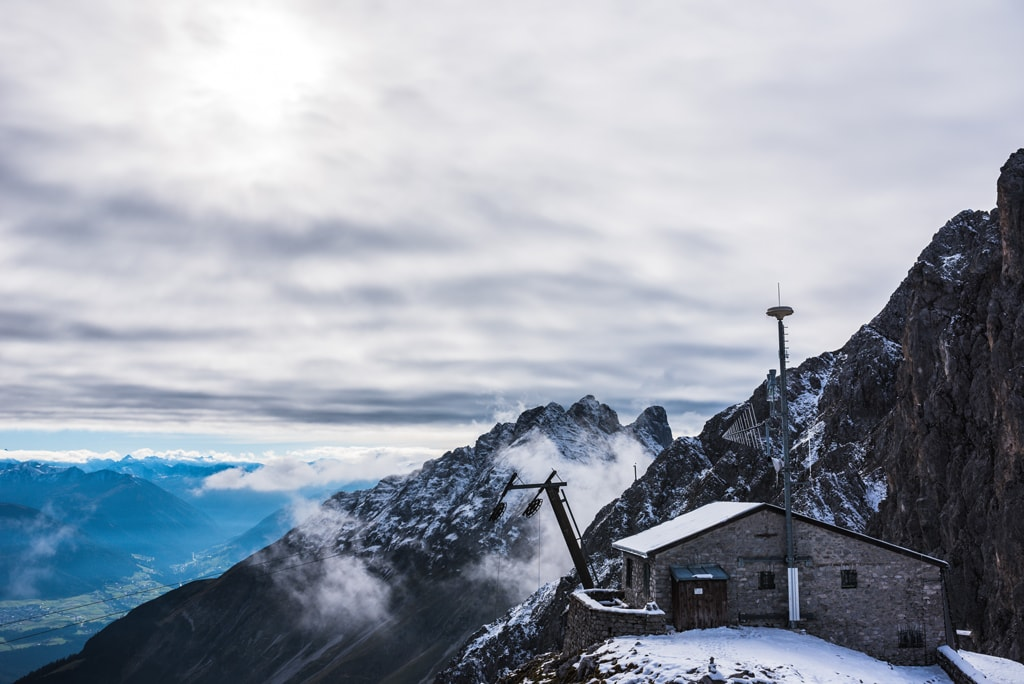 Hafelekarspitze - Seegrube at Karwendel Mountain | © Simon Dannhauer/Shutterstock