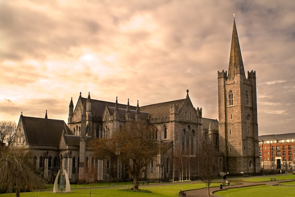 St. Patrick's Cathedral, Dublin | © Josemaria Toscano/Shutterstock