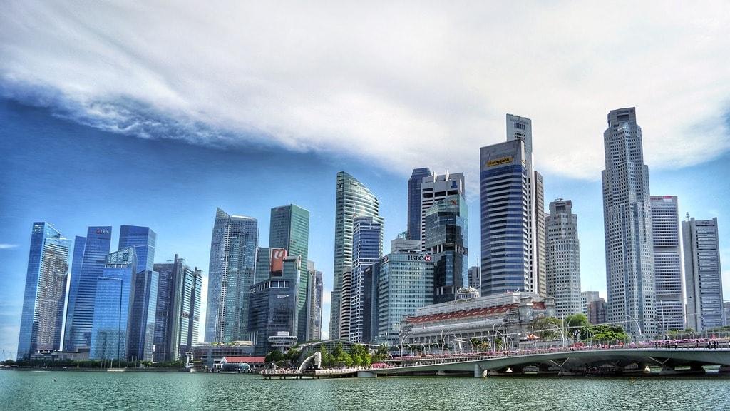 Singapore's skyline   © Pixabay