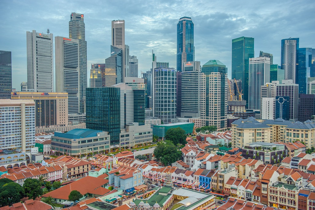 11 incredible things you never knew about singapore - Singapur skyline pool ...
